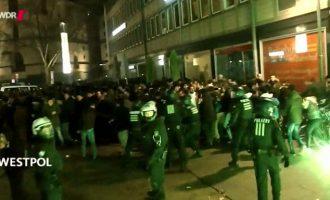 Βίντεο σοκ – απόδειξη για τις σεξουαλικές επιθέσεις μεταναστών στην Κολωνία