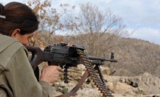 Οι Κούρδοι αντάρτες (PKK) ανακοίνωσαν ότι σκότωσαν δεκαπέντε Τούρκους στρατιώτες
