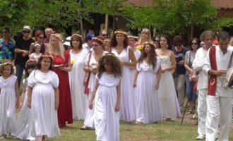 Το ΥΣΕΕ εόρτασε το Ηλιοστάσιο σε Ελλάδα και Ομογένεια (φωτο + βίντεο)
