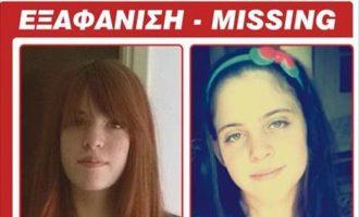 Amber Alert για δύο αδελφές που εξαφανίστηκαν από την πλατεία Αττικής
