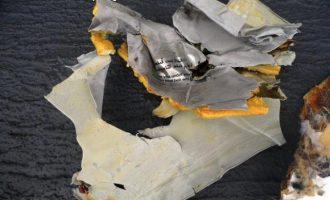 Καταστράφηκαν τα μαύρα κουτιά του αεροσκάφους της EgyptAir