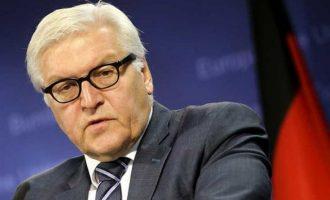 Σταϊνμάγερ: Οι Ευρωπαίοι να μην θεωρούν «δεδομένες» τις επιτυχίες της ΕΕ