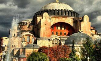 Γιατί θέλει ο Ερντογάν να μετατρέψει την Αγία Σοφία σε τζαμί – Ποιο προκλητικό μήνυμα στέλνει