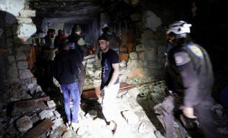 Ισχυρό πλήγμα στην Αχράρ Αλ Σαμ – Βομβαρδίστηκε το βασικό στρατόπεδό της