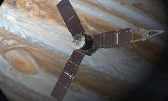 Σε λιγότερο από μήνα το διαστημόπλοιο JUNO θα είναι στον Δία