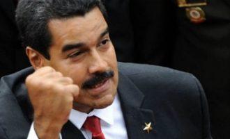 Η Κολομβία απαγόρευσε την είσοδο σε 200 συνεργάτες του Μαδούρο