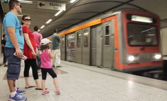 Μετρό: Ποια δρομολόγια δεν θα πραγματοποιηθούν το Σάββατο 18/9