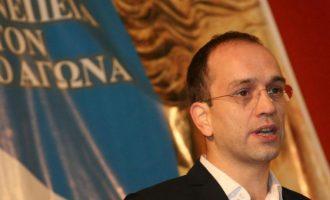Μπάρκας: Ο Στουρνάρας ταυτίζεται με την αντιπολίτευση