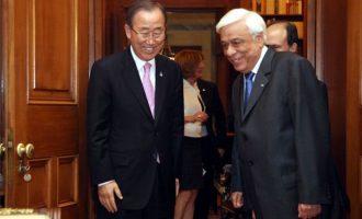 Παυλόπουλος: Η Τουρκία πρέπει να εφαρμόσει τη συμφωνία με Ε.Ε.
