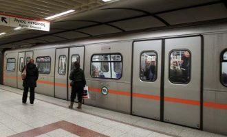 Οδηγός του Μετρό θετικός στον κορωνοϊό