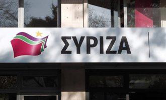 """ΣΥΡΙΖΑ: """"Η ΝΔ θα προσέλθει ως συνήγορος των καναλαρχών και στο ΣτΕ"""""""