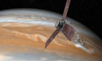 Το διαστημόπλοιο Juno αρχίζει την ερευνητική αποστολή του στον Δία