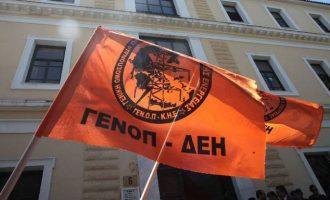 ΓΕΝΟΠ: Ασυνεπής ο Χατζηδάκης – Ούτε η Χούντα δεν κατάργησε Συλλογική Σύμβαση