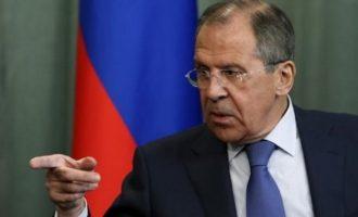 Με το δολάριο τα «έβαλε» ο Λαβρόφ και προέβλεψε ότι θα αποδυναμωθεί – Και που θα πάει η οικονομία; Στο ρούβλι;