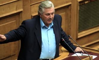 Παπαχριστόπουλος: Μιντιακή δικτατορία ανεβοκατέβαζε κυβερνήσεις στην Ελλάδα