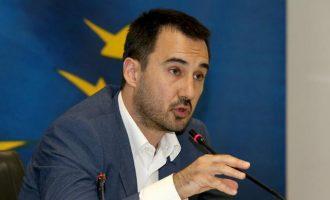 Χαρίτσης: Η ελληνική οικονομία κινείται σε αναπτυξιακή κατεύθυνση