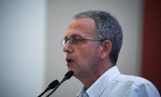 Ρήγας: Τεράστια η ευθύνη Σαμαρά για τη μη επίλυση της ονομασίας των Σκοπίων