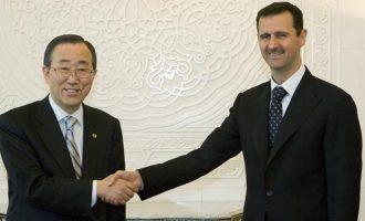 Αποκαλύψεις Guardian: Ο ΟΗΕ στηρίζει τον Άσαντ με εκατομμύρια δολάρια