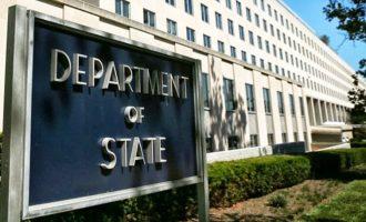 Στέιτ Ντιπάρτμεντ: «Ανησυχία» για την αποστολή τουρκικής στρατιωτικής βοήθειας στη Λιβύη