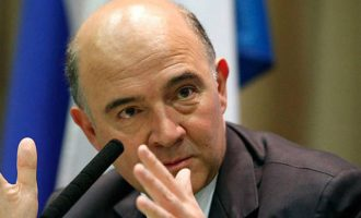 Μοσκοβισί: Η Ε.Ε. απειλείται να εκραγεί από τους ακροδεξιούς ηγέτες