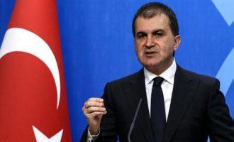 """Τούρκος υπουργός κατηγόρησε την Ευρωπαϊκή Ένωση για """"πολιτικό ρατσισμό"""""""
