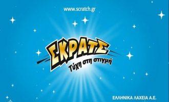 2.727.007 ευρώ σε κέρδη μοίρασε το ΣΚΡΑΤΣ