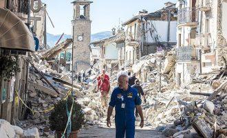 Τι λένε οι Έλληνες σεισμολόγοι για τα απανωτά 6άρια σεισμών στην Ιταλία