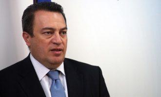 Στυλιανίδης: Η ΝΔ δεν μπορεί να απουσιάζει από την αναθεώρηση του Συντάγματος