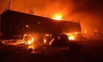 Μόσχα: Δεν βομβαρδίσαμε εμείς ή οι Σύροι το κονβόι του ΟΗΕ