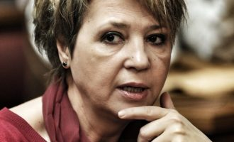 Η Όλγα Γεροβασίλη προσφεύγει στη Δικαιοσύνη κατά της ΝΔ για διασπορά ψευδών ειδήσεων
