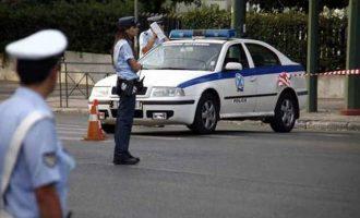 Ποιοι δρόμοι κλείνουν την Τρίτη στην Αθήνα