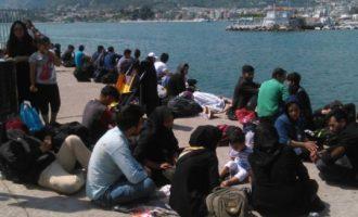 Ε.Ε.: 115.000.000 ευρώ στην Ελλάδα για προσφυγικό