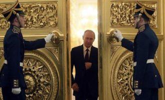 Σύσκεψη στο Κρεμλίνο συγκάλεσε ο Πούτιν για την Ιντλίμπ – Τη Δευτέρα θα δει τον Ερντογάν στο Σότσι