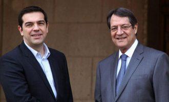 Στις 2 τα ξημερώματα η συνάντηση Τσίπρα-Αναστασιάδη  για το Κυπριακό στη Νέα Υόρκη