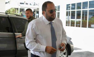 Το δικαστικό συμβούλιο αποφασίζει για την απαγόρευση εξόδου του Μαρινάκη από τη χώρα