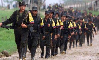 Οι αντάρτες των FARC παρέδωσαν το μεγαλύτερο μέρος του οπλισμού τους