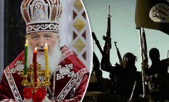 Πατριάρχης Μόσχας: Ο πόλεμος ενάντια στο Ισλαμικό Κράτος είναι ιερός πόλεμος