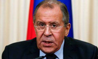 Λαβρόφ: Νέα αφετηρία στις ελληνο-ρωσικές σχέσεις