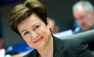 Αφήνει την αντιπροεδρία της Κομισιόν για την Παγκόσμια Τράπεζα η Κρισταλίνα Γκεοργκίεβα
