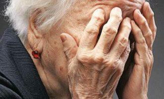 Ληστές στη Λάρισα έκοβαν με μαχαίρι το πρόσωπο 91χρονης γιαγιάς πριν τη σκοτώσουν με γροθιές