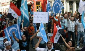 Η Τουρκία έστειλε κρυφά 40.000 όπλα στους Τουρκμένους του Ιράκ – Ο Ερντογάν θέλει το Κιρκούκ