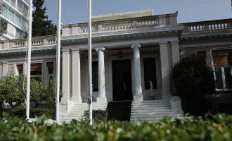 Μαξίμου: Προτείνουμε στον Μητσοτάκη μέχρι τον Οκτώβρη να αρχίσει τις δραμαμίνες