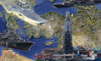 Τι γράφει η FAZ για ΑΟΖ, Λιβύη, Τουρκία και υποθαλάσσιο αγωγό EastMed