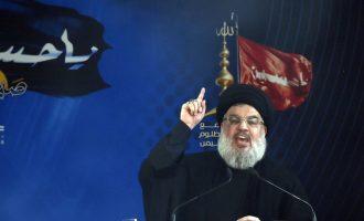 Η Τουρκία σχεδιάζει να αρπάξει εδάφη από Συρία και Ιράκ, καταγγέλλει ο ηγέτης της Χεζμπολάχ