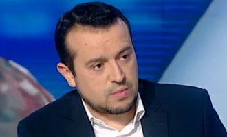 Νίκος Παππάς για απολύσεις στο ΣΚΑΪ:  Είμαι βέβαιος ότι το ΕΣΡ θα έχει τη σχετική εγρήγορση