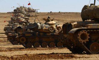 """Η Τουρκία συμφώνησε με Συρία και Ιράν να """"μοιραστούν"""" την επαρχία Ιντλίμπ της Συρίας"""