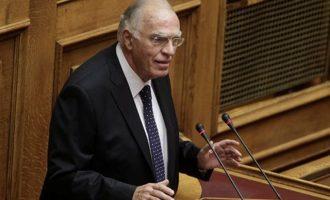 Λεβέντης για τον πρώην βουλευτή του: Δεν είναι αποχώρηση, είναι «αποστασία»