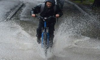 Έρχονται βροχές από Δευτέρα (αναλυτική πρόγνωση)