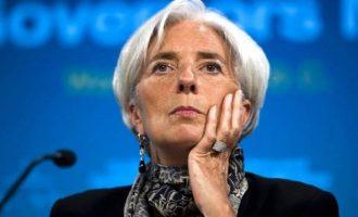 Ωμή παραδοχή από Λαγκάρντ: Το ΔΝΤ έκανε λάθη στην Ελλάδα