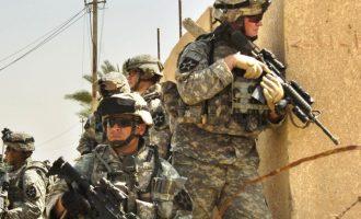 17 ρουκέτες έπεσαν κοντά σε αμερικανική βάση στο βόρειο Ιράκ
